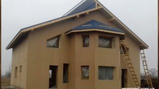 видео Где строят дома из глины
