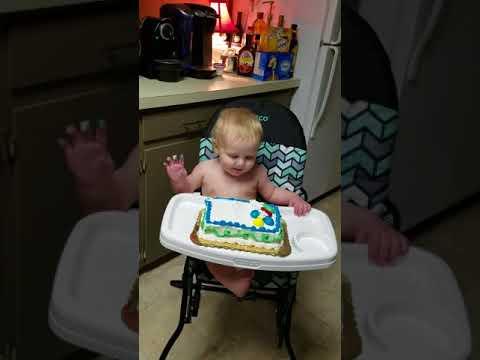 Cadence's first birthday!!!
