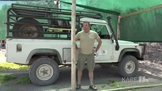 Explore with Sven: Tracking rhinos