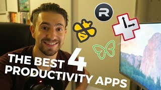 Best 4 Productivity Apps In 2017 For Time Management