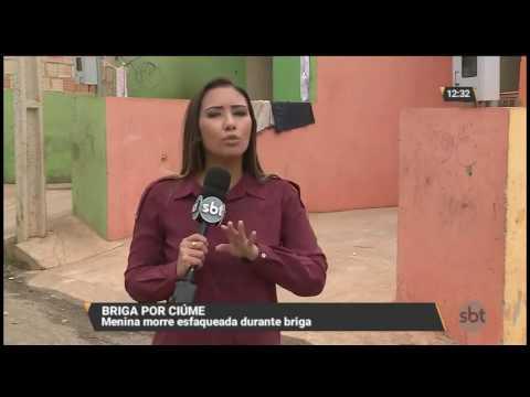 Menina morre esfaqueada durante briga