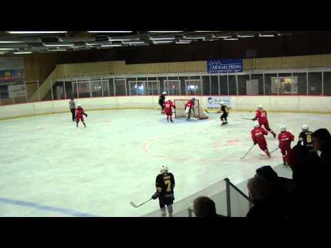 Hockey Spel om plats 5 Pacora cup Skogsbo - Forshaga U13 2013-10-13
