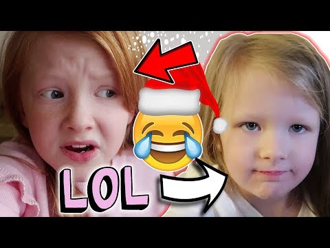 5 YEAR OLD BLOOPER! ** HILARIOUS + SOMEONES FEELING DISAPPOINTED! | VLOGMAS DAY 11!