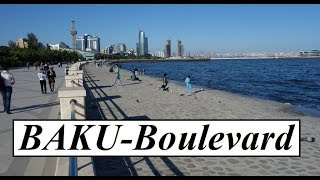 Azerbaijan/Baku (Seaside boulevard)  Part 10