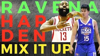 Why Kiefer Ravena is the Philippines' James Harden
