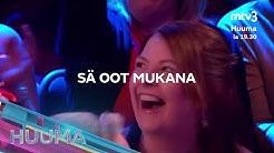 TÄMÄ ON PAKKO KATSOA! | HUUMA alkaa 14.9 klo 19.30 | MTV3