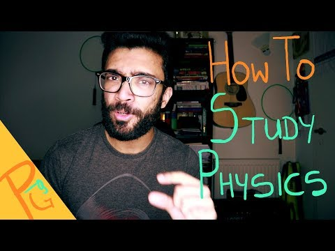 How to Study Physics Effectively | Study With Me Physics Edition