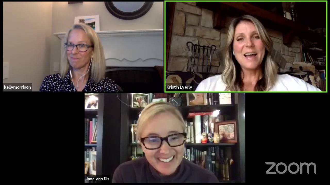 OMG Hangout with physician/state legislative candidates Kelly Morrison (MN) & Kristin Lyerly (WI)