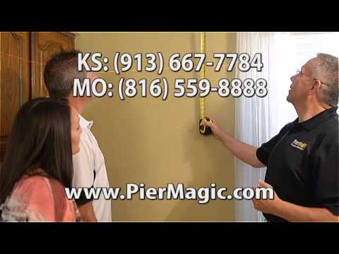 Foundation Repair from PierMagic in Kansas City