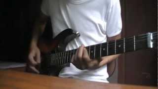 Yoo Jae Suk ft. Lee Juck (Sagging Snail) - Room Nallari (Punk In the Corner)[Guitar cover]