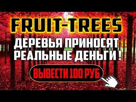 Fruit-trees.biz экономическая игра с выводом реальных денег баллов и кеш поинтов