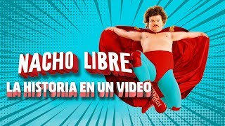 Nacho Libre: La Historia en 1 Video