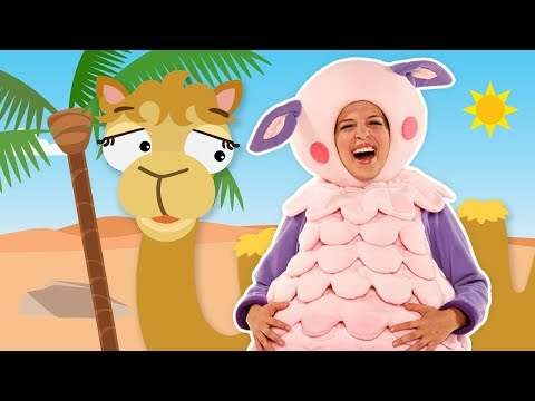 Alice the Camel Compilation | Family Fun | Nursery Rhymes Song for Kids | Mother Goose Club