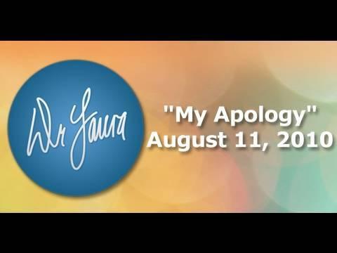 My Apology