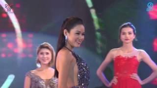 Hoa Hậu ĐỖ MỸ LINH Biểu Diễn Thời Trang Dạ Hội Trong Liveshow Lady 1