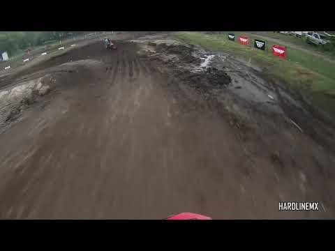 HMX GoPro | Casey Hultgren - Riverside BoMW (+25 B/C - Moto 2) || HardlineMX