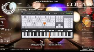Janji Suci - Piano Cover