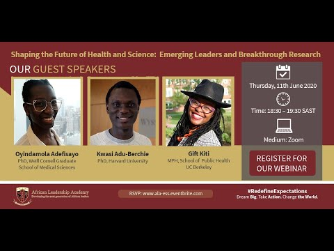 Redefine Expectations - Shaping the Future of Health & Science