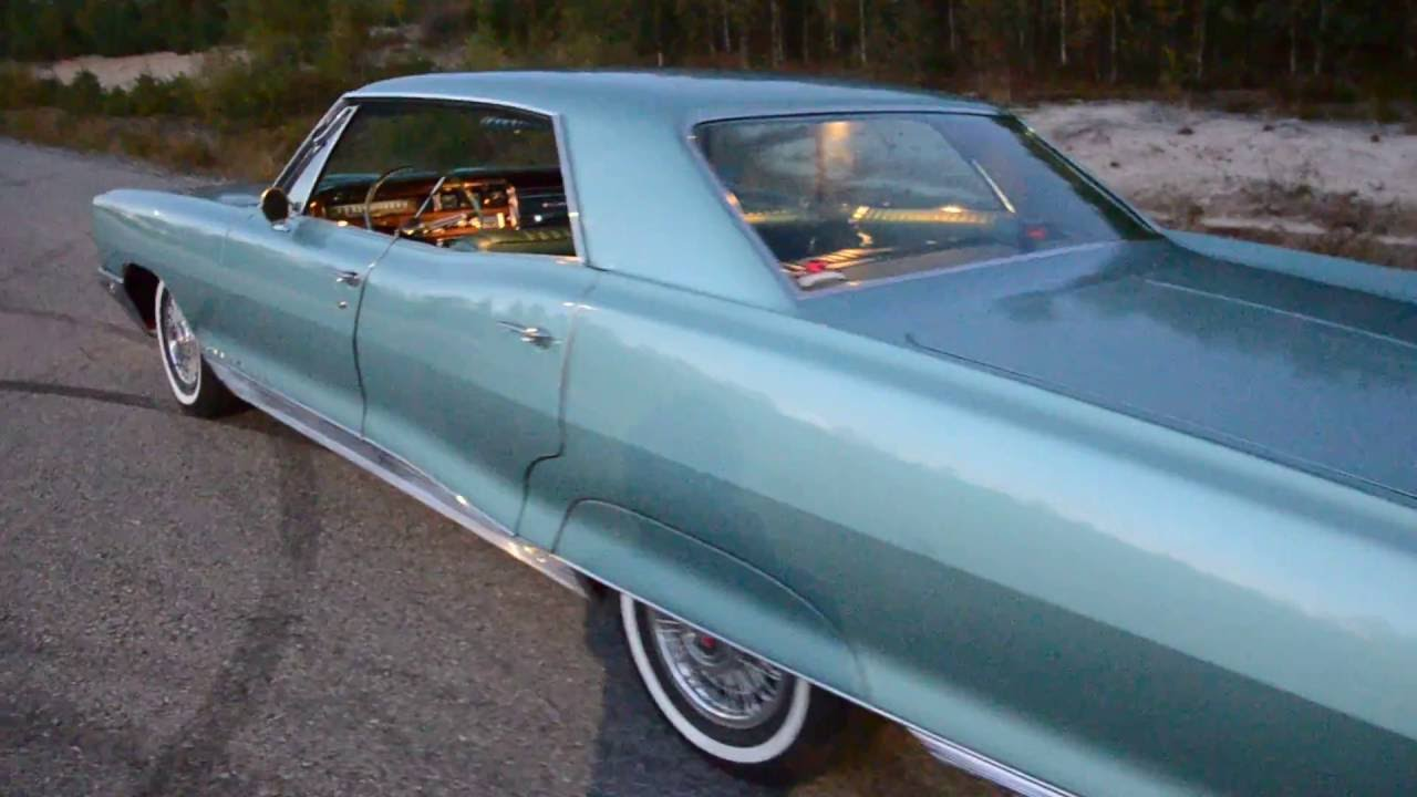 hight resolution of 1966 pontiac bonneville 4 door