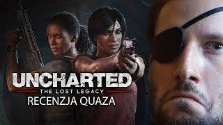 Uncharted: Zaginione Dziedzictwo - recenzja quaza