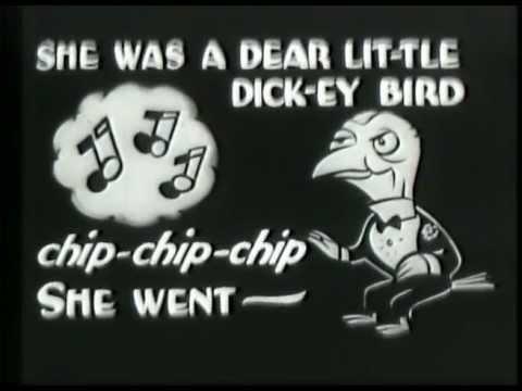 Second World War sing-along songs!