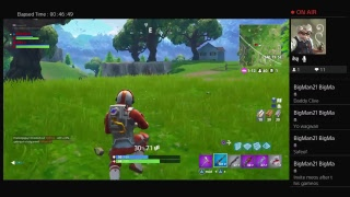 Fortnite Gameplay and Entertaining Lads