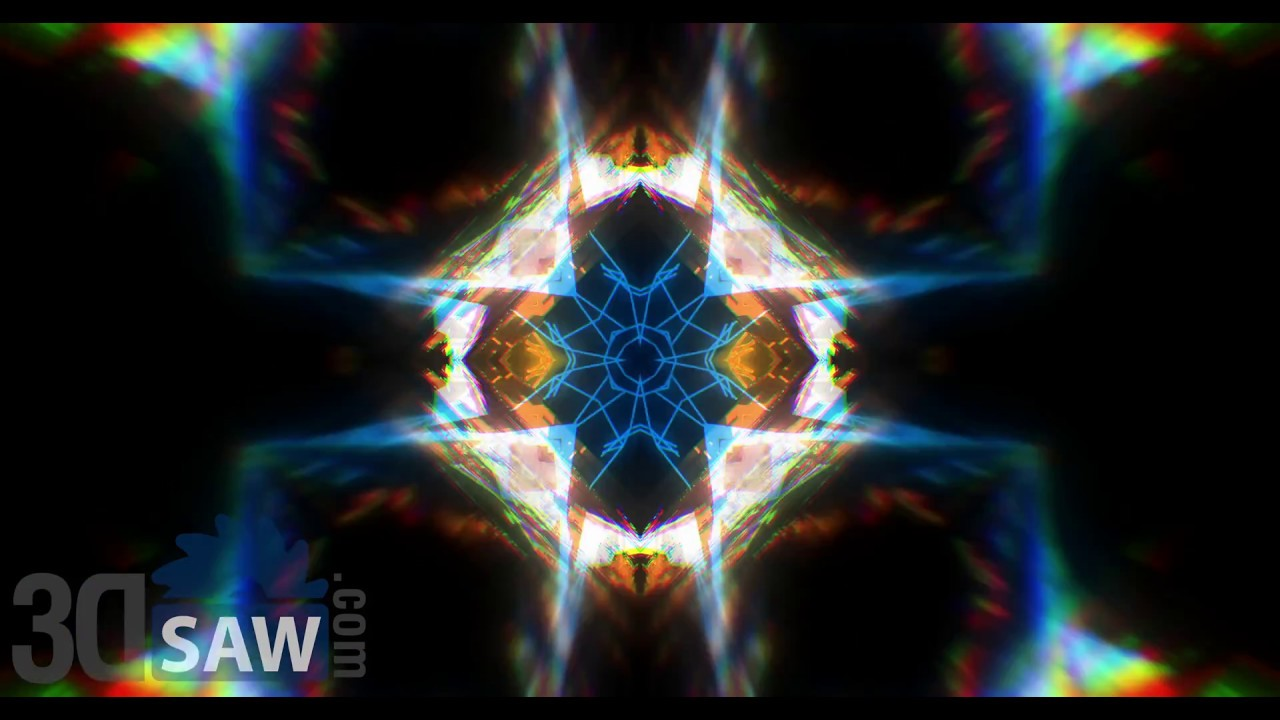 VJ Loop Clip HD Visuals - VJ Stock Visual Footage Motion Background Video -  VID 42