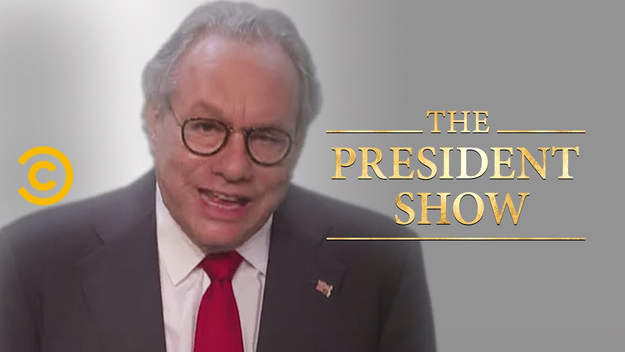 The President Meets Himself - The President Show