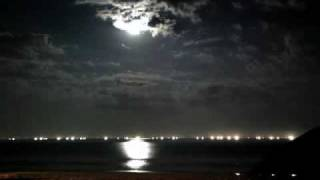 Notte di luna calante