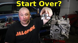 Turbo 3.8L Cayman Engine Build (Porsche M96) - Part 7
