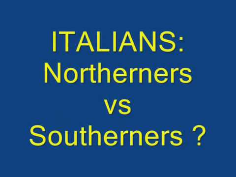 The REAL Truth About (southern and northern) Italians, part 2