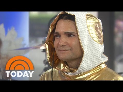 Corey Feldman Returns To TODAY, Defends Viral 'Go 4 It' Performance | TODAY