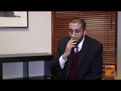 Nouman Ali Khan:Chines women accepted Islam (amazing story)