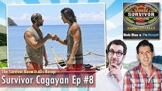 Survivor Cagayan Episode 8 Recap: Know-It-Alls Review