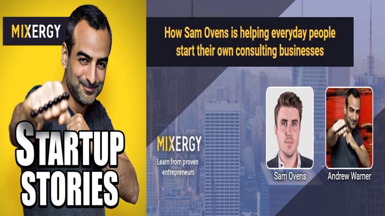 Ep1417 how sam ovens is helping everyday people start their own ep1417 how sam ovens is helping everyday people start their own consulting businesses malvernweather Images