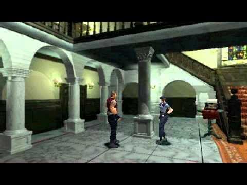 Resident Evil (PlayStation) - The Master of Unlocking