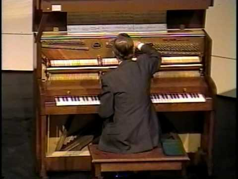 Dr John Akins, Fantasy for Expanded Upright Piano