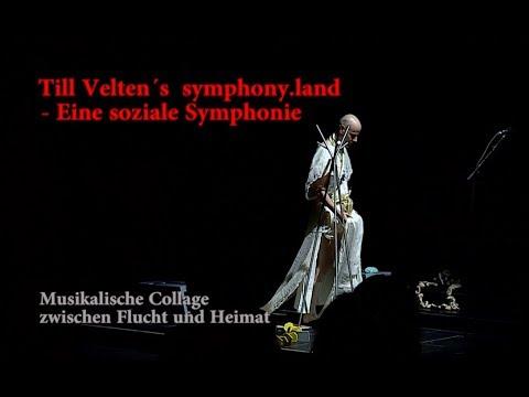 Symphony.land | The whole show | at Lucerne Music festival 2017 | Orchester der Geflüchteten