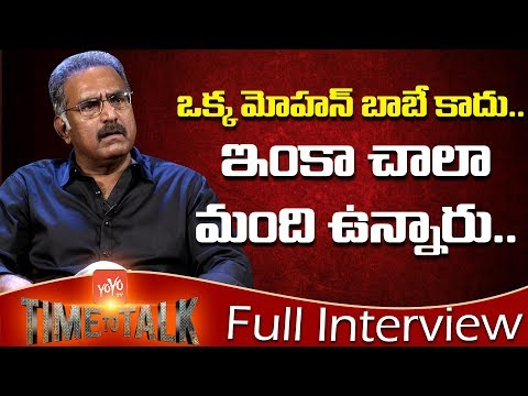 Actor Benerjee Exclusive Interview | 35 Years Industry | Tollywood | YOYO Time to Talk