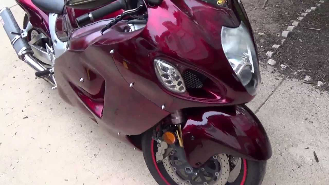 How To Paint Marble Effect On Your Motorcycle In Less Than