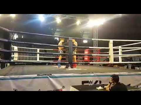 [29-12-2018] Educity Kombat League : James Lim K1 fight