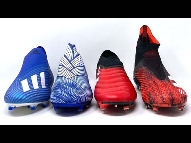 EVERY LACELESS FOOTBALL BOOT FROM WORST