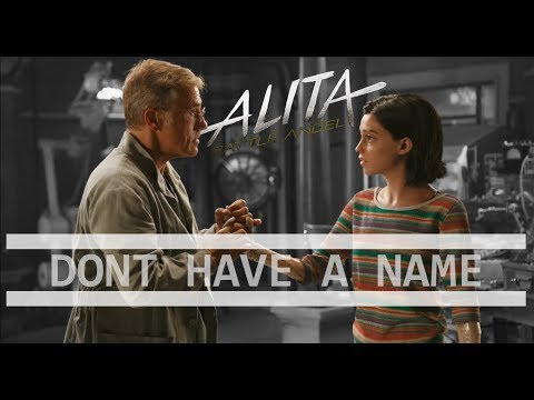 Alita Battle Angel || Don't Have a Name (4K)