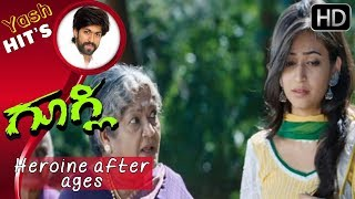 Yash meets heroine after ages | Yash Movies | Googly Kannada Movie