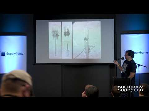 Hackaday Supercon - Charles Alexanian : Small Scale Vacuum Tube Construction