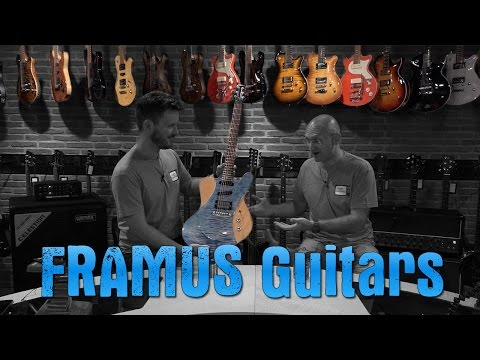 Framus Guitars - Changing my mind about this brand !