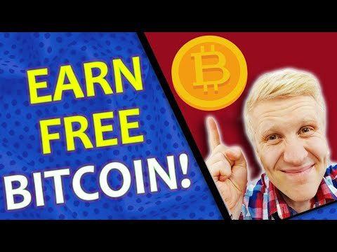 5 Ways To Earn Bitcoin For FREE! 💰(2021)