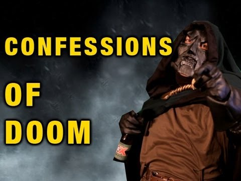CONFESSIONS OF DOOM & Other Outtakes