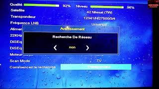 [TUTO] Ajouter Supprimer un satellite Sur Echolink et Recherche par Fréq Réseau البحث بالتردد الشبكي