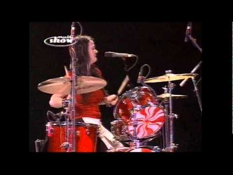 The White Stripes - Fell In Love With A Girl live TIM Festival 2003